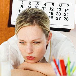 Brown discharge before period - Women Health Info Blog