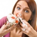 binge eating - Signs of Stress