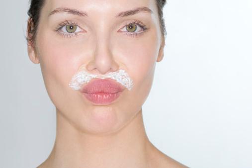 Facial hair prescription removal