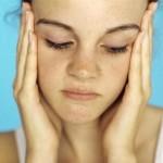 Young woman with hypogonadotropic hypogonadism
