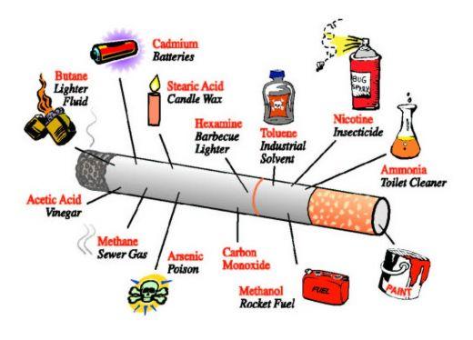 Tobacco risk factors