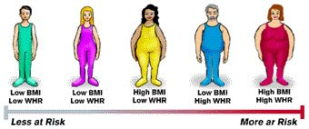 BMI risk groups