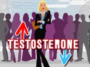 TESTOSTERONE and WOMEN HEALTH
