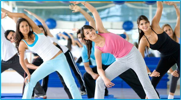Weight control - Cardio exercises -