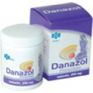 Endometriosis treatment with danazol