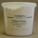 Potassium Sorbate for yeast infection