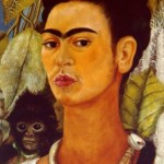 Hairy woman - Frida Kahlo