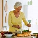 Menopause diet and supplements