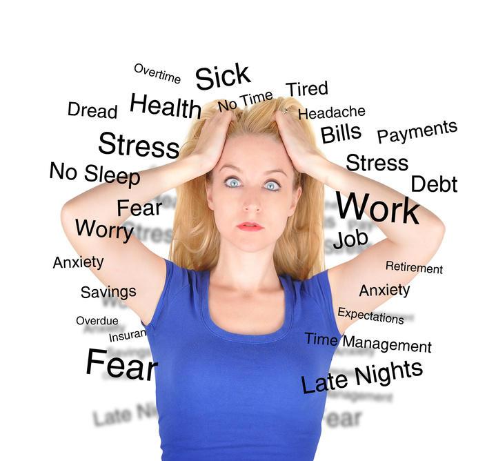 Stress And Health Women Health Info Blog