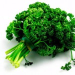 Natural remedies for Amenorrhea - parsley