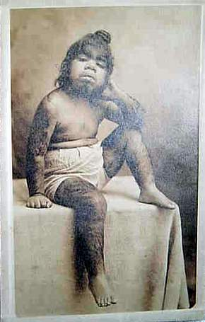 """""""Monkey Girl"""""""
