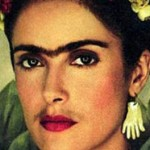 "Salma Hayek in film ""Frida"""