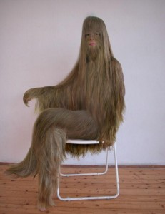 Hairiest woman