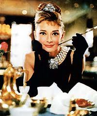 Smoking celebrities - Smoking Audrey Hepburn