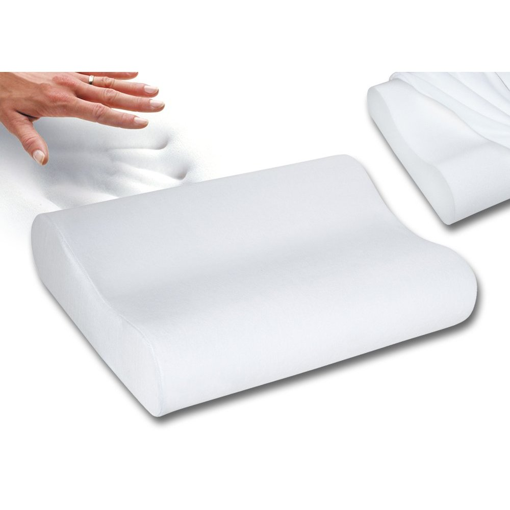 Memory Foam Pillow For Neck And Shoulder Pain