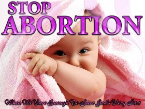 Avoid abortion