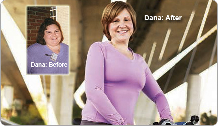 Weight Loss Success Story: Dana's challenge