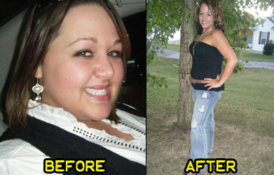 Ashley weight loss success story