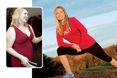 Weight Loss Success Story from Kristen Collins