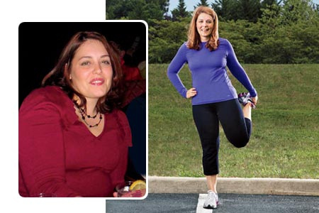 Weight Loss Success Story from Andrea Vandiver