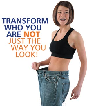 Weight loss - Transform your body