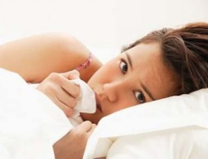 Women hormones and sleep disorders