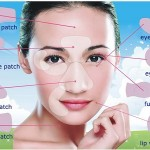 Anti wrinkle pads and patches