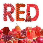 Anticancer red food