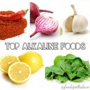 Anticancer alkaline diet