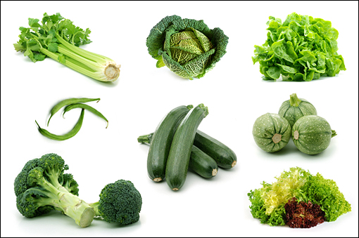 Anticancer green food ...