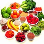 Ovarian cancer diet