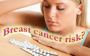 Birth control pills and breast cancer