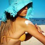 Sun exposure skin symptoms