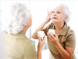 Anti aging skin care elements