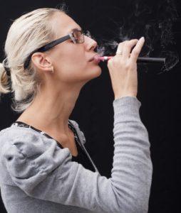 E-cigarettes affect genes