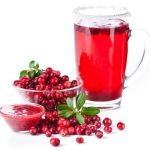UTI natural remedies - cranberry juice