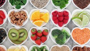 Longer life foods