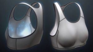 Breast cancer detection with high-tech bra