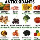Top 5 natural antioxidants