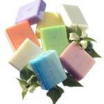 Des savons parfumés
