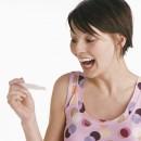 Test de grossesse positif