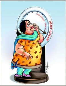 Obésité et santé - Hypertension