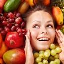 Régime alimentaire pour peau