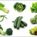 Aliments verts anticancéreux
