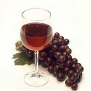 Vin rouge vs raisins noirs