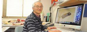 Professeur Jun-Ichi Hayashi, Université de Tsukuba, Japon