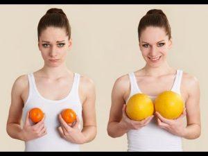 Méthodes d'augmentation des seins
